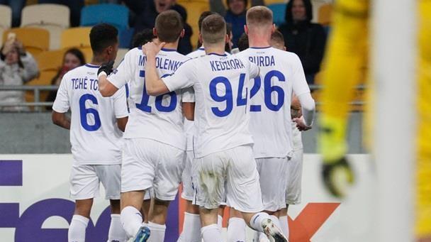 """""""Динамо"""" перемагає """"Ренн"""" 3-1 і фактично гарантує собі вихід у плей-офф"""