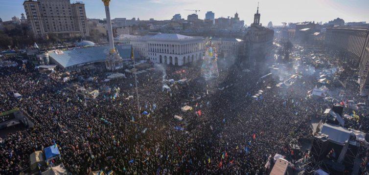 ГПУ подозревает 56 человек в убийствах на Майдане