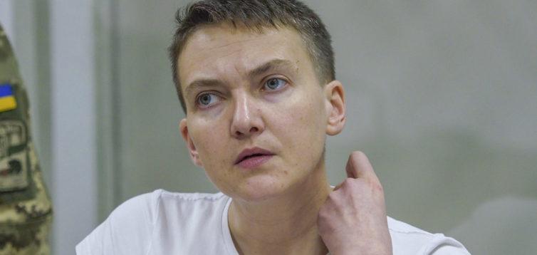 Апеляційний суд відмовився звільнити Савченко
