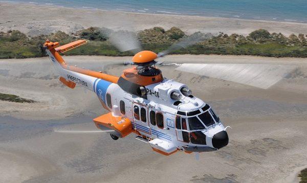Аваков опублікував фото французьких Airbus Helicopters для МВС
