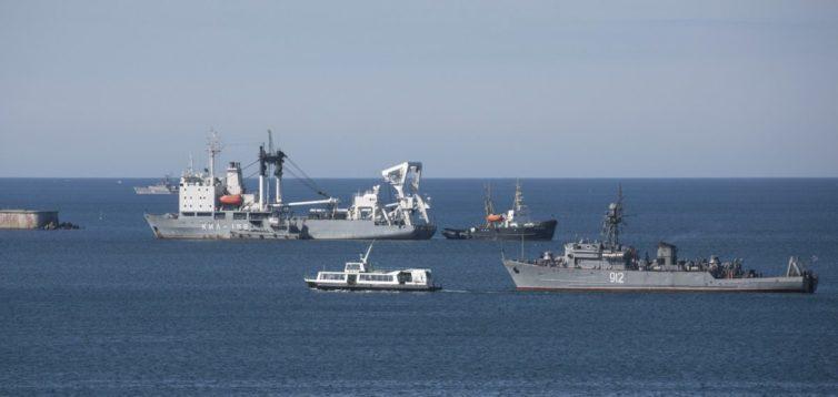 У Держдепі запропонували обговорити ідею блокування російських кораблів