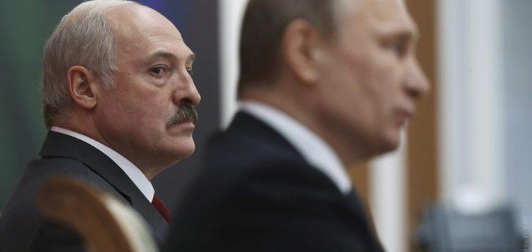 """Лукашенко заявив, що Росія більше не """"братній народ"""" білорусам"""