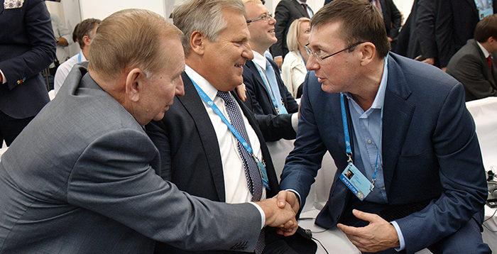Луценко заявив, що Кучма не давав вказівки вбивати Гонгадзе