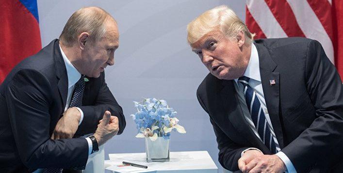 """""""Я вірю Путіну"""": Трамп відмовився приймати дані розвідки США"""