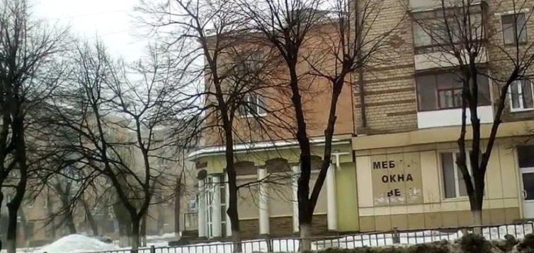 В «ДНР»: Жительница Горловки показала безлюдный город