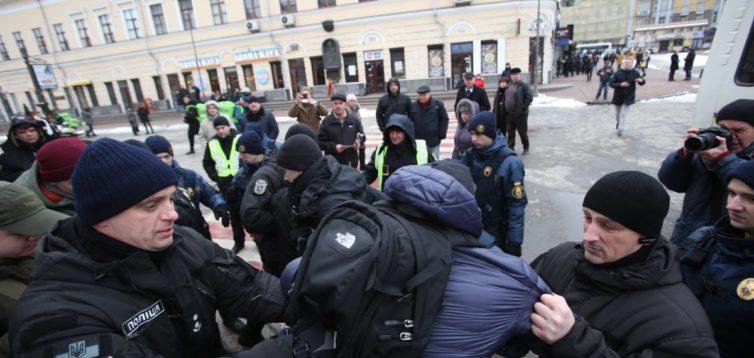 Активісти розповіли, чому прийшли на мітинг Тимошенко