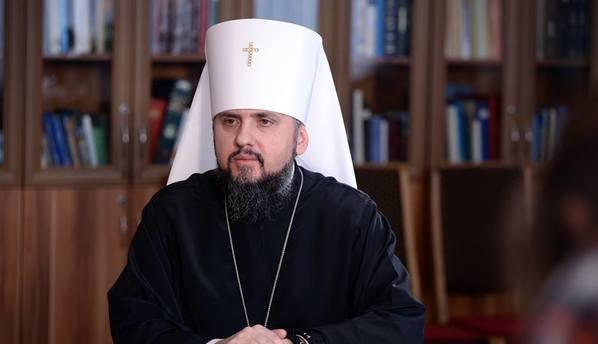 Епіфаній розповів про підкуп представників РПЦ в Україні