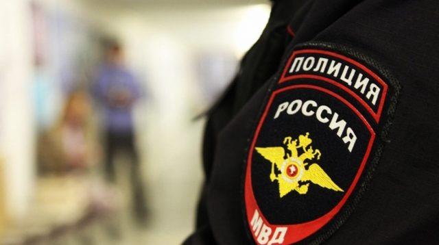Російська поліція вторглася на територію України