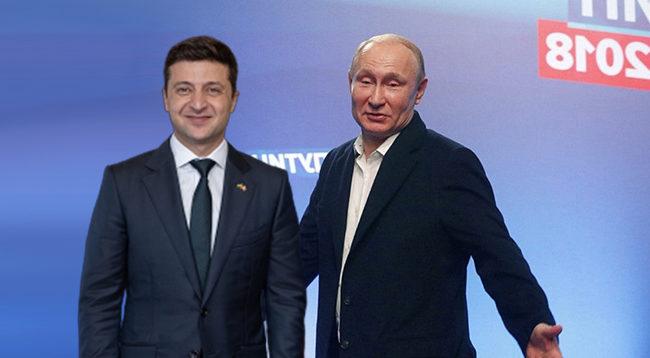 """""""Допоможе зняти санкції"""": Кремль задоволений відносинами з Зеленським"""